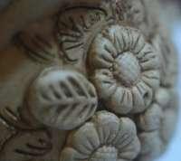 Глиняная чашка для кофе (большая)
