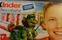 Обвёртка от детских шоколадных конфет и детская объёмная игрушка
