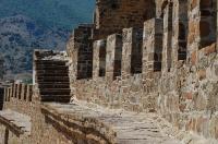 Стена, Генуэзская крепость