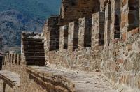 Первая оградительная стена Генуэзской крепости