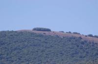 Верхушка холма в Судаке