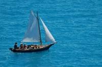 Экскурсия по морю на паруснике
