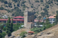 Старая башня в Новом Свете